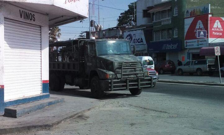 Impiden con operativo robo de combustible