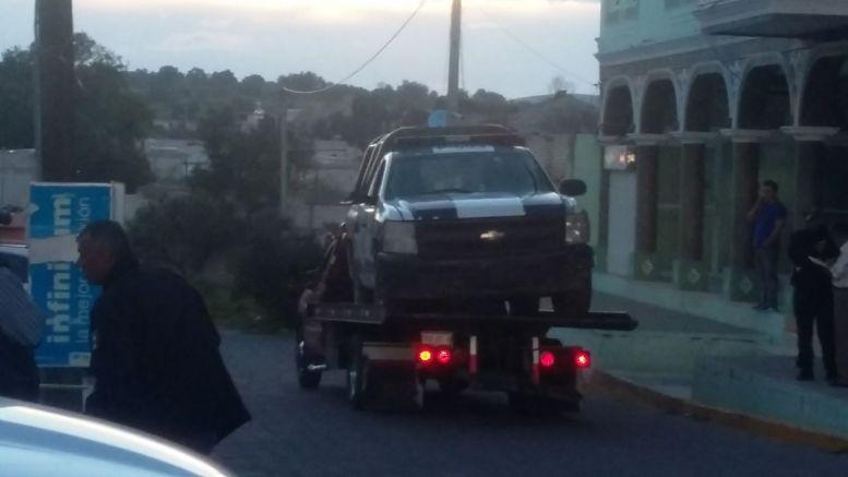 Enfrentamiento en Cañada Morelos