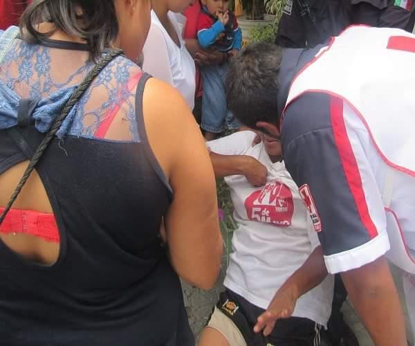 Choca unidad particular contra la unidad dos de la Ruta Azumbilla - Tehuacán