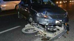 Tras varias horas de agonía, murió motociclista que fue impactado por un vehículo