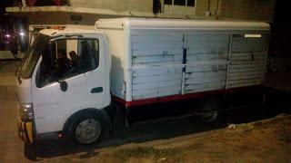 Aseguran 2 vehículos, uno transportaba más de 4 mil litros de combustible y otro cuenta con reporte de robo