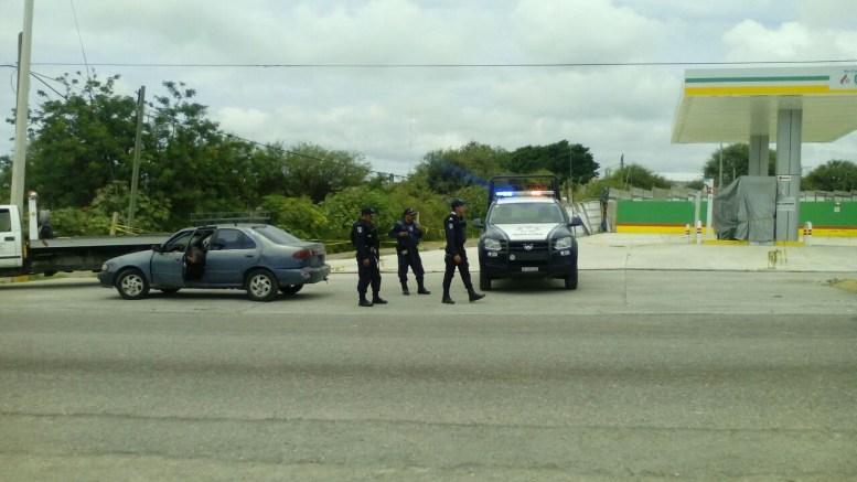 Policía Estatal mantiene retenes en entradas a Tehuacán