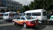 Analizarán organizaciones incremento al servicio de taxi en la ciudad