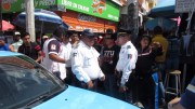 Agrede taxista a agente de Tránsito Municipal