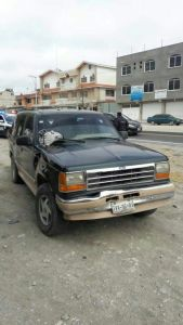 Camioneta Tipo Ford