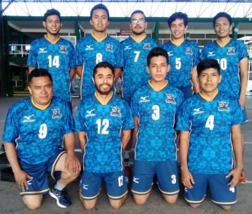 Liga Premier Estudiantil categoría varonil