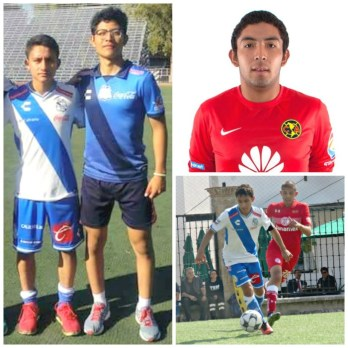 El fútbol es su pasión