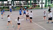Final categoría mixtos Liga Premier Estudiantil de Voleibol