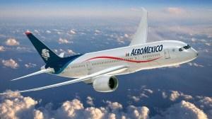 Cancela Aeroméxico, vuelos internacionales