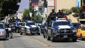 Seguridad Pública de Oaxaca, da a conocer resultados