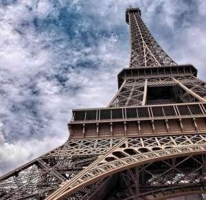 Torre Eiffel de oro, para Juegos olímpicos 2024