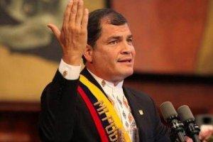 #Ecuador  Condena tribunal a ocho años de prisión a ex presidente Rafael Correa