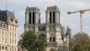 Catedral de Notre Dame, se reconstruirá tal y como estaba