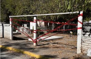 Cerrarán panteones en Coahuila para evitar concentración de personas el 10 de mayo