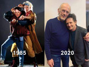 """""""Volver al Futuro"""", ¡reencuentro virtual!"""