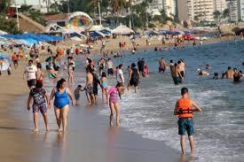 Piden autoridades reagendar visitas a Acapulco, por alto índice de contagios de Covid-19