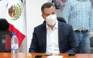 Gobernador de Oaxaca da positivo a Covid-19