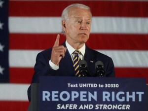 Toman precauciones para la toma de posesión de Joe Biden