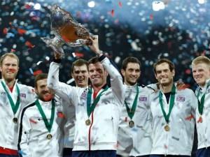 Para 2021, finales de la Copa Davis