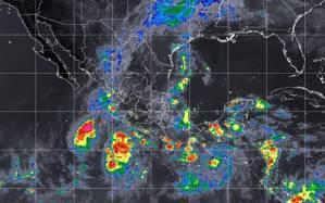 Afectaciones en Chiapas por depresión tropical