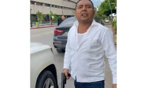 Detienen a escolta de hija de gobernador de Chiapas por homicidio en grado de tentativa