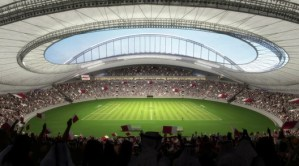 Listo el tercer estadio para el mundial de Qatar 2022