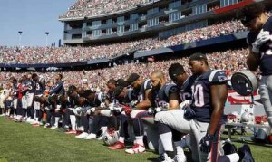 Trump no verá partidos de la NFL si se manifiestan contra racismo