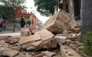 Por sismo, declaran desastre en 157 municipios de Oaxaca