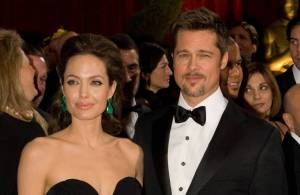 Por primera vez desde el divorcio, Brad Pitt en la casa de Angelina Jolie