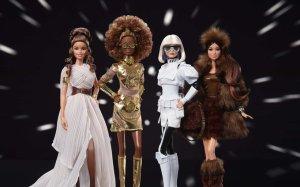 Ya puedes comprar la colección de Barbie, de Star Wars