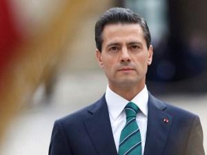 Estados Unidos investiga de manera formal a Enrique Peña Nieto por cleptocracia