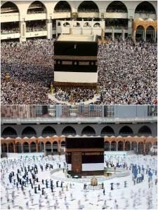 La peregrinación a La Meca, en tiempos de pandemia