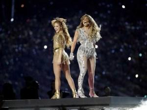 Show de JLo y Shakira en el Super Bowl, recibe 4 nominaciones al Emmy
