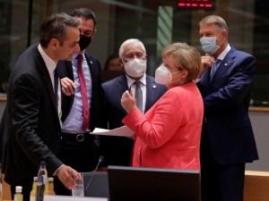 Unión Europea concreta plan de reconstrucción después de pandemia