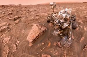 China buscará vida en Marte mediante sonda espacial