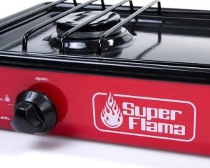 ¡Cuidado! parrillas Super Flama, no cumplen con medidas de seguridad