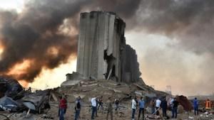 Llega ayuda humanitaria a Beirut