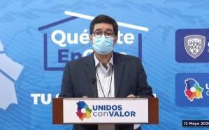 Anuncia gobernador de Chihuahua, cierre de actividad comercial tras repunto de Covid-19