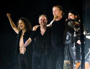 Metallica transmitirá concierto de 2017 en México