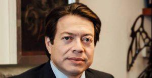 Gana Mario Delgado dirigencia nacional de Morena
