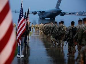 Anuncia Estados Unidos, recorte de sus tropas en Irak