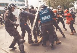 Repudio de organizaciones a la violencia y uso de la fuerza contra feministas