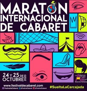 Será virtual el Maratón Internacional de Cabaret
