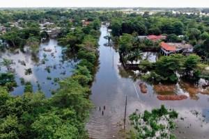 En 10 días, plan integral para solucionar inundaciones en Tabasco