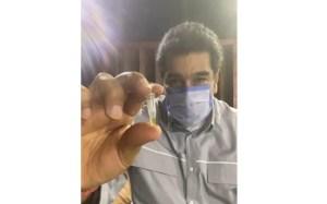 Presenta Maduro molécula DR-10, que «elimina el coronavirus»