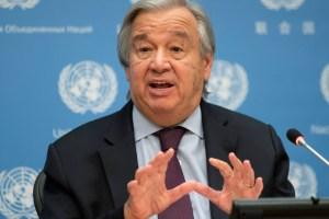 Critica ONU a países que ignoraron recomendaciones de la OMS sobre Covid-19