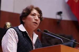 Asume Delfina Gómez titularidad de la SEP