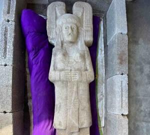 Encuentran a «diosa» en Veracruz