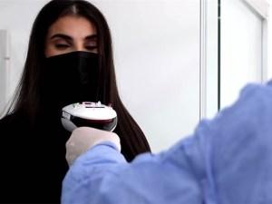 Escáner detecta Covid-19 en personas, muebles y paredes