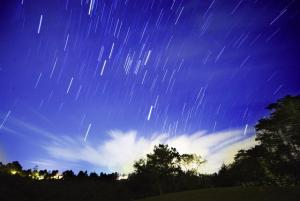 Está semana habrá «lluvia de estrellas»